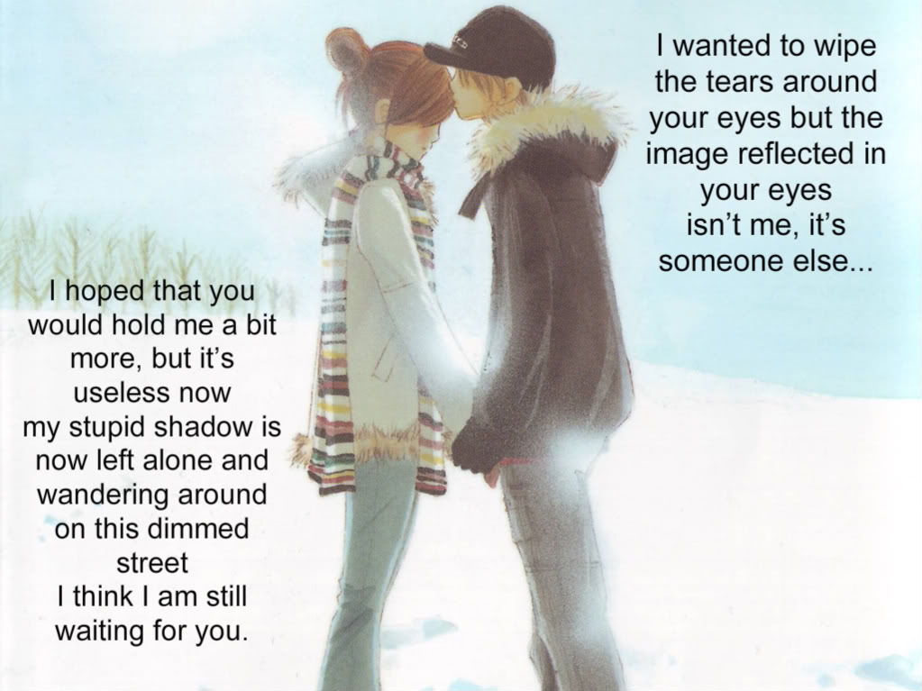 Sad Love Anime HD Wallpaper   Valentines