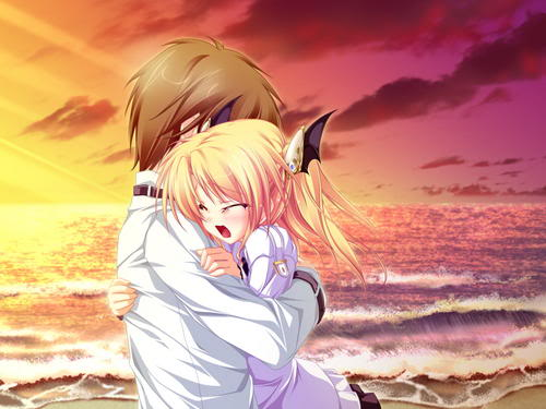 Sad Love Animation Wallpaper : Sad Love Anime 31 Desktop Wallpaper - Hdlovewall.com