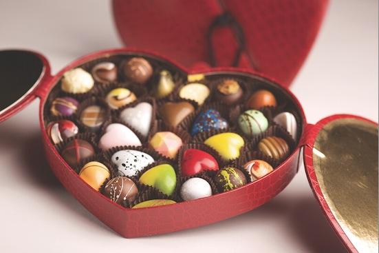 Valentine Chocolate HD Wallpaper   Valentines