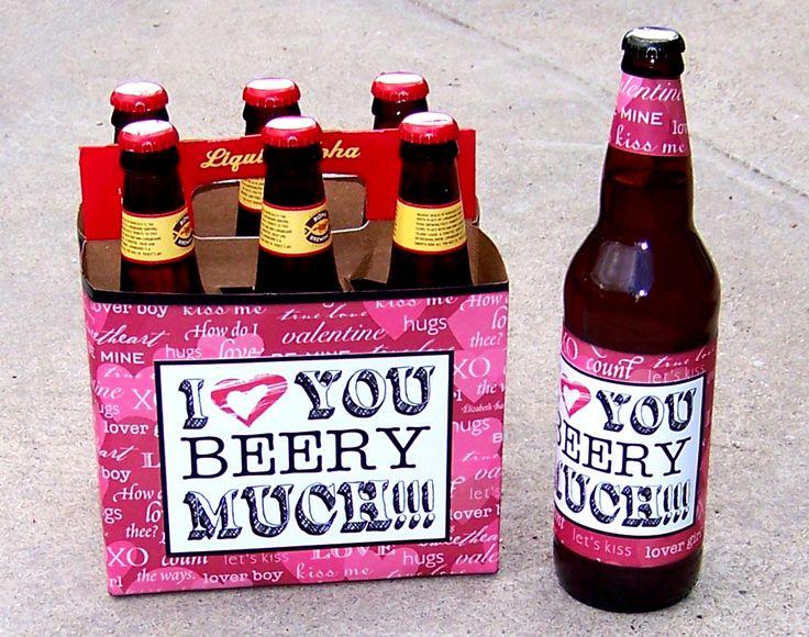 Beer valentine