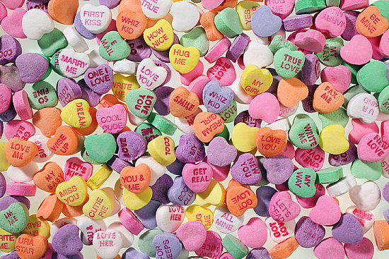 Valentineu0027s Candy Hearts HD Wallpaper   Valentines