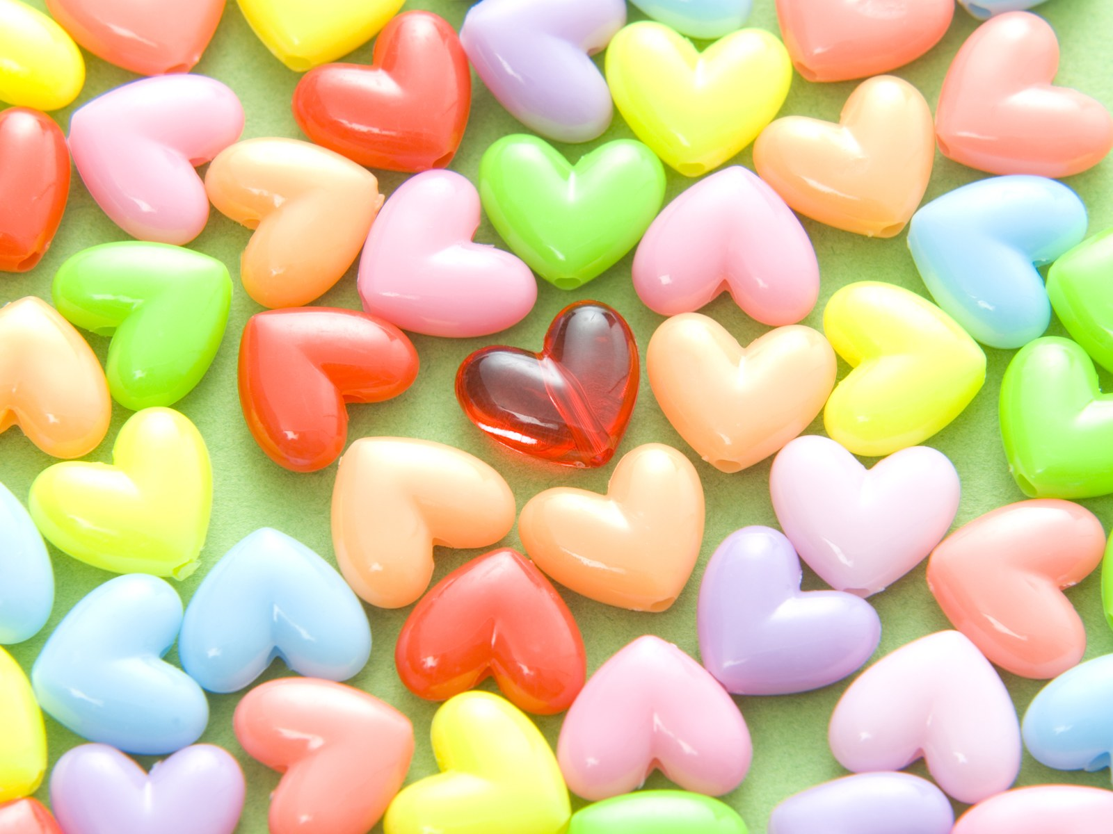 Valentines Candy Hearts 9 Hd Wallpaper