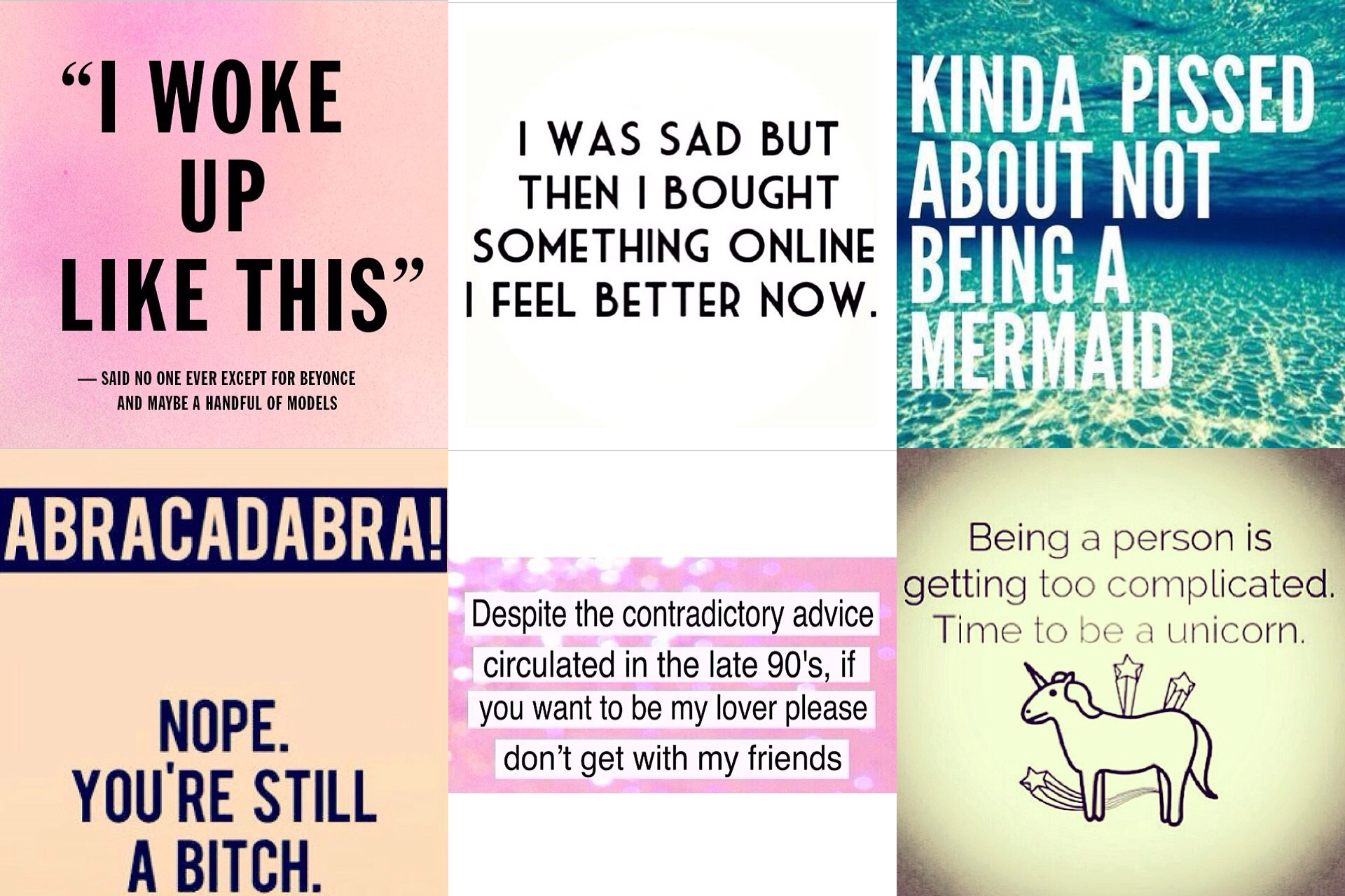 cute quotes for instagram bio