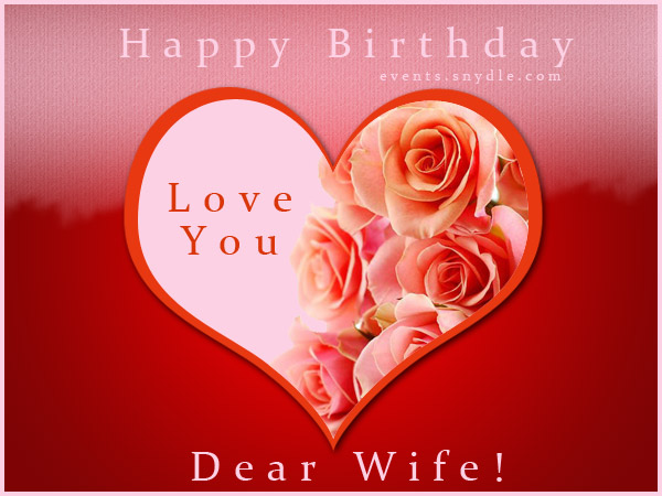Love Cards To My Wife  7 Free Hd Wallpaper