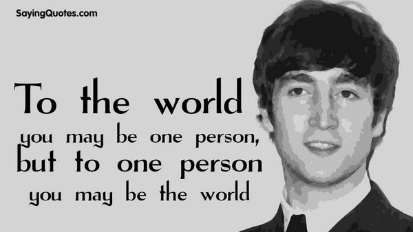 Love Quotes John Lennon Hd Wallpaper Love Quotes