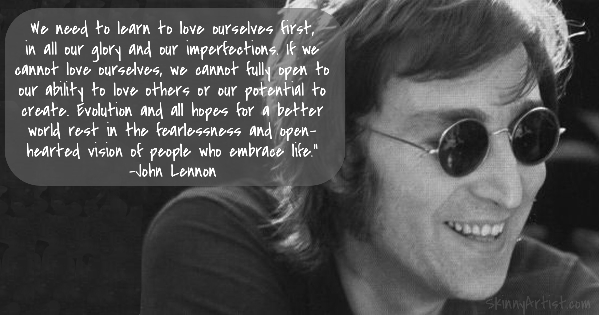 Love Quotes John Lennon HD Wallpaper