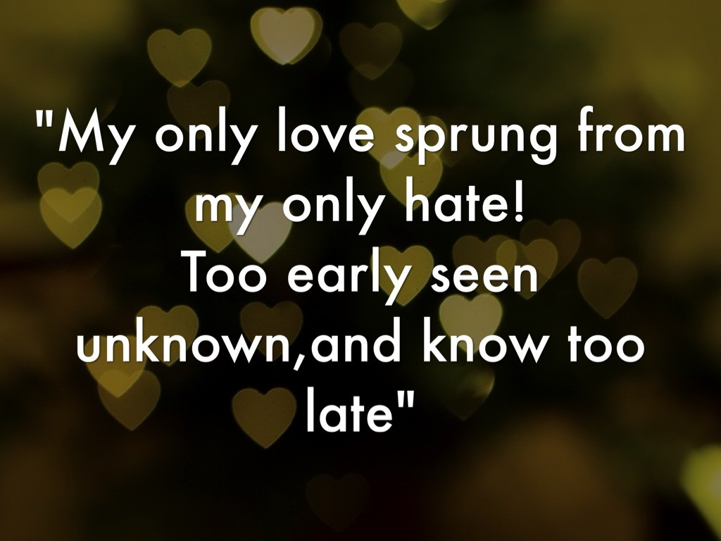 Romeo And Juliet Quotes About Love Romantic Love In Romeo And Juliet Quotes 29 Wide Wallpaper
