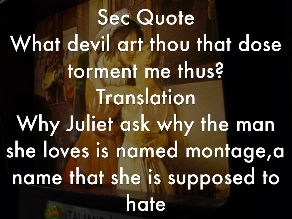Romantic Love In Romeo And Juliet Quotes HD Wallpaper   Romantic Love