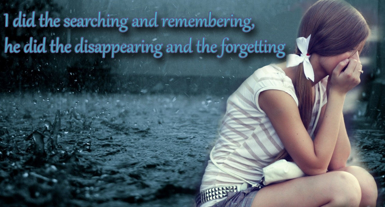 Sad Love Wallpapers With Quotes 2 Background Wallpaper ...