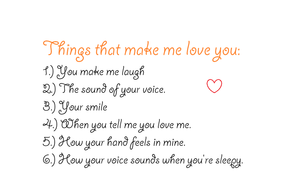 Quotes about love for her by him