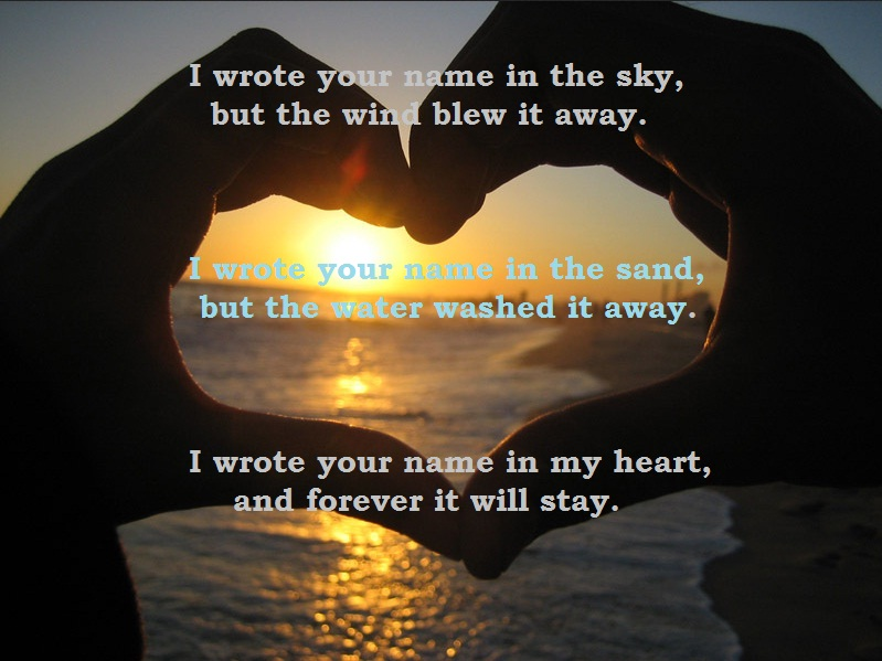 Romantic Love Quotes For Her HD Wallpaper   Romantic Love