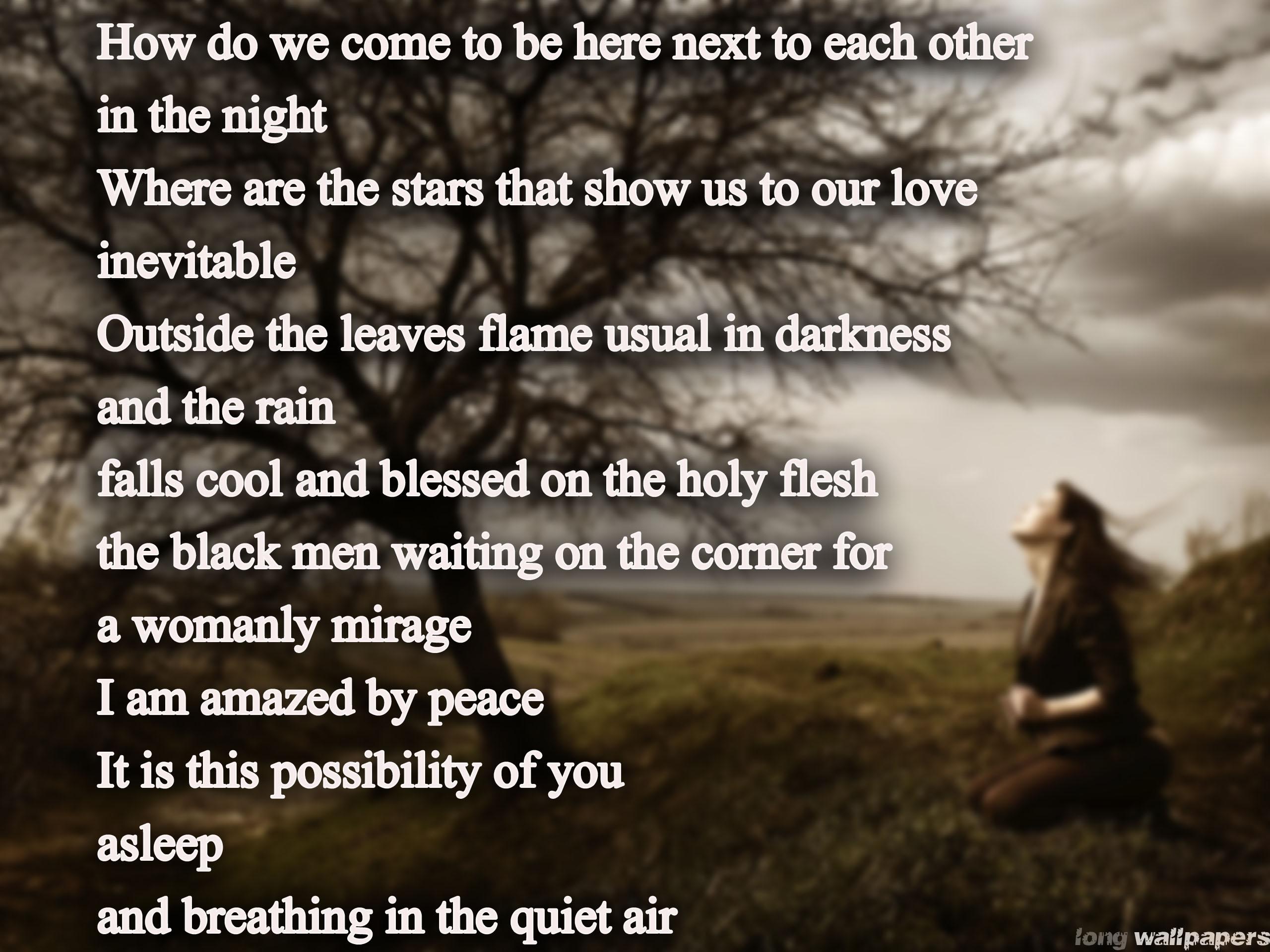Sad Love Poems 23 Desktop Background Hdlovewall Com