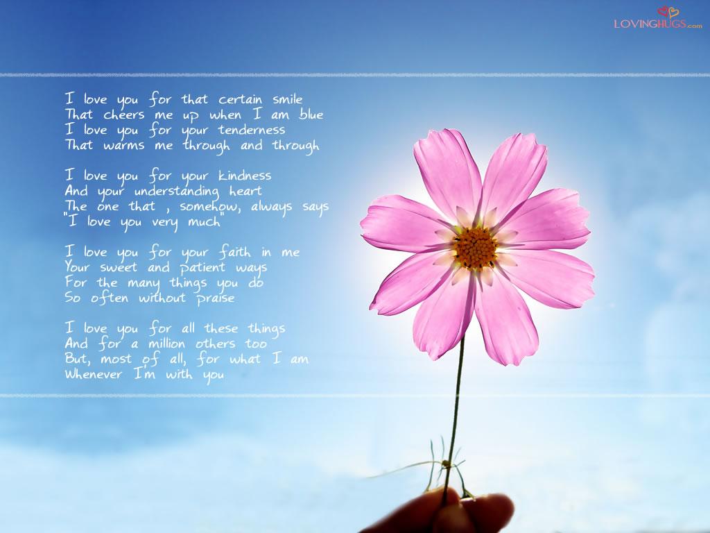 Cute Love Poems For Him 13 High Resolution Wallpaper Hdlovewall Com