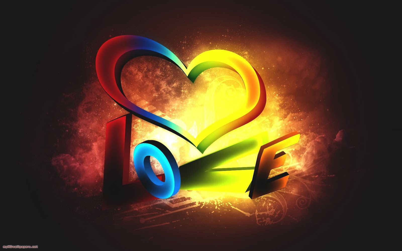 Love Heart Wallpaper For Android 2 Background Hdlovewall Com