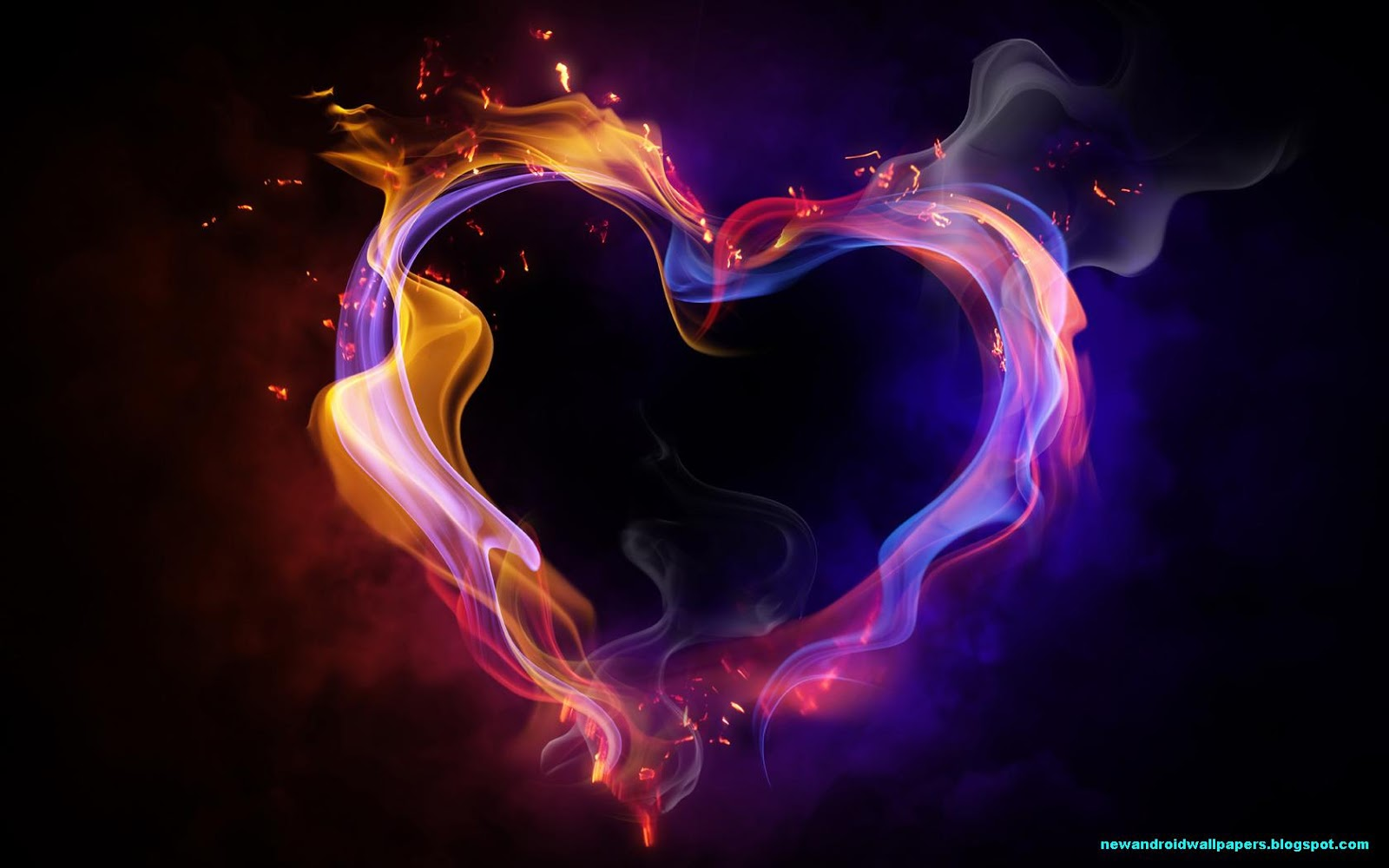 Love Heart Wallpaper For Android 22 Background Hdlovewall Com