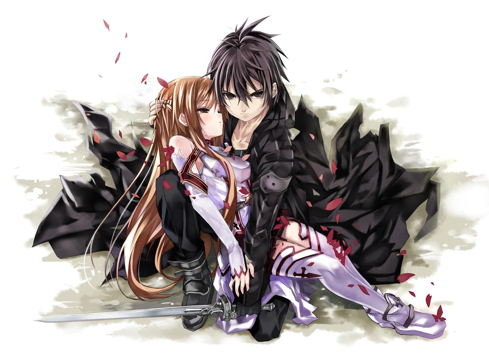 Romance Love Anime 24 Background Wallpaper Hdlovewallcom