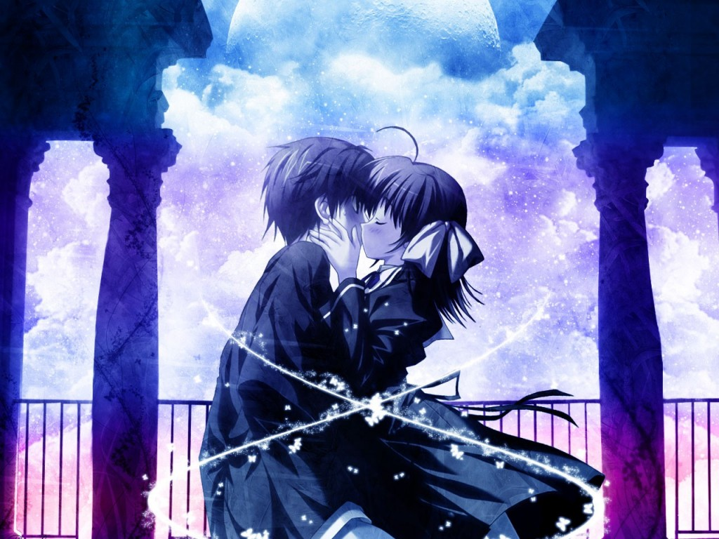 Romance Love Anime 29 Hd Wallpaper Hdlovewallcom