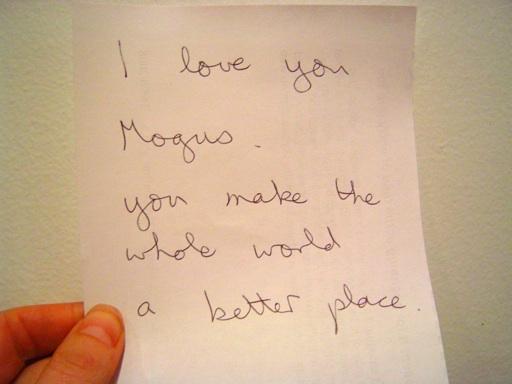 handwritten love letter in hindi