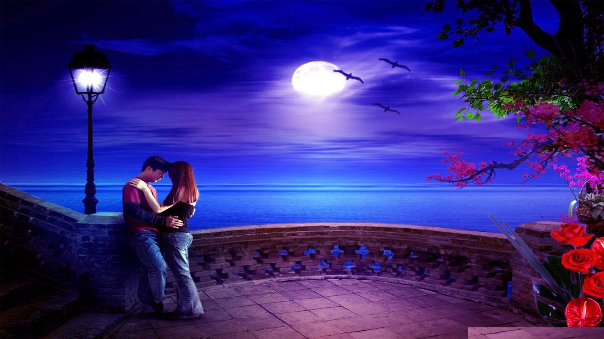 Romantic Love Scenes 26 Cool Hd Wallpaper Hdlovewall Com