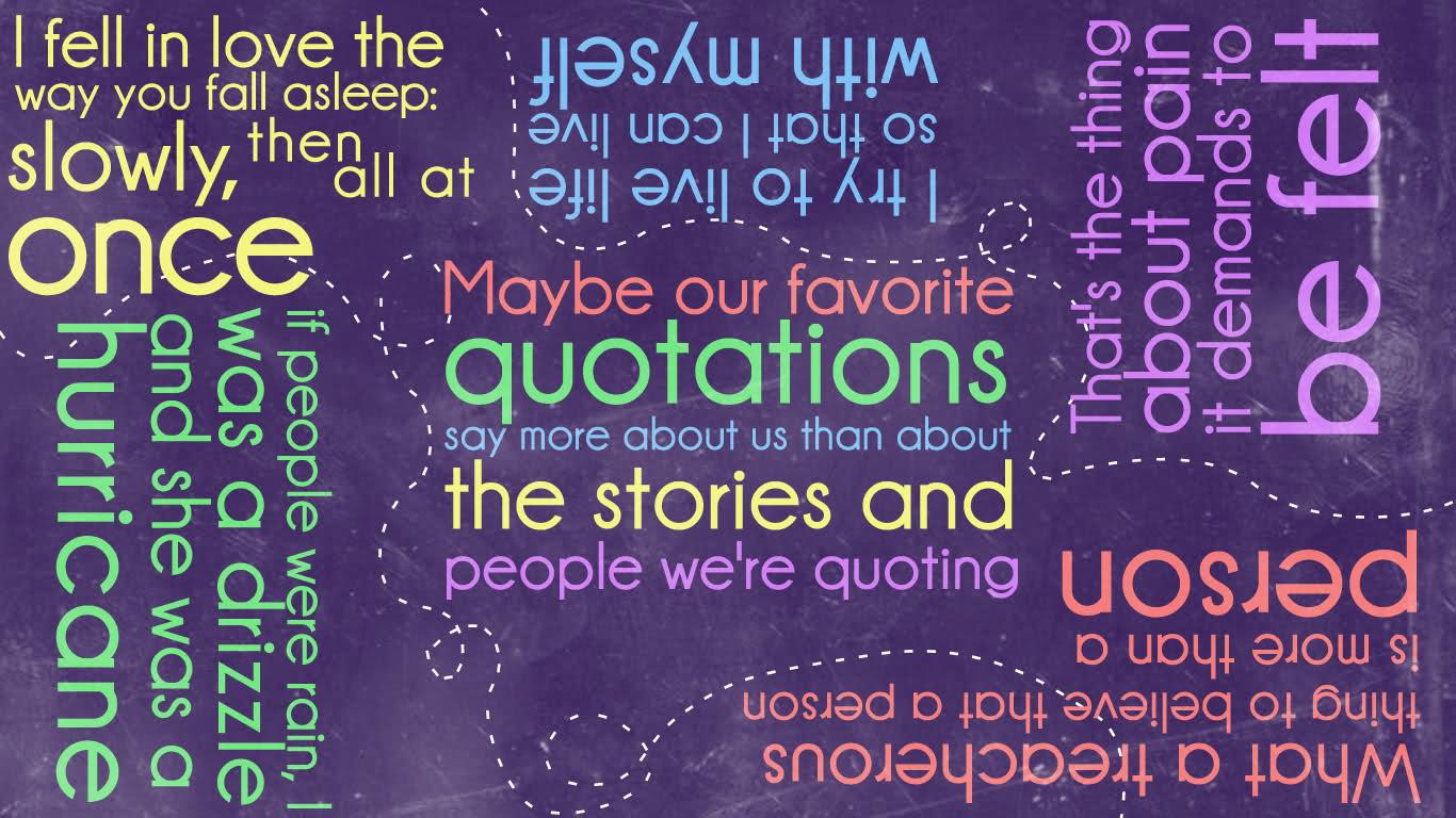 Love Quotes John Green 35 Desktop Wallpaper Hdlovewall Com