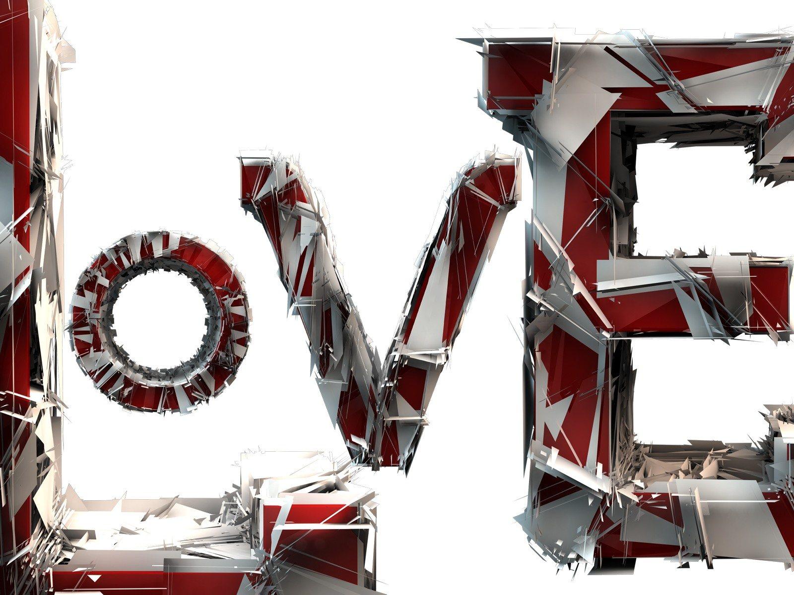 3D Love Life 3 Desktop Wallpaper - Hdlovewall.com
